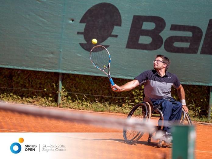 Photo of Započinje Sirius Open – međunarodni teniski turnir za osobe s invaliditetom