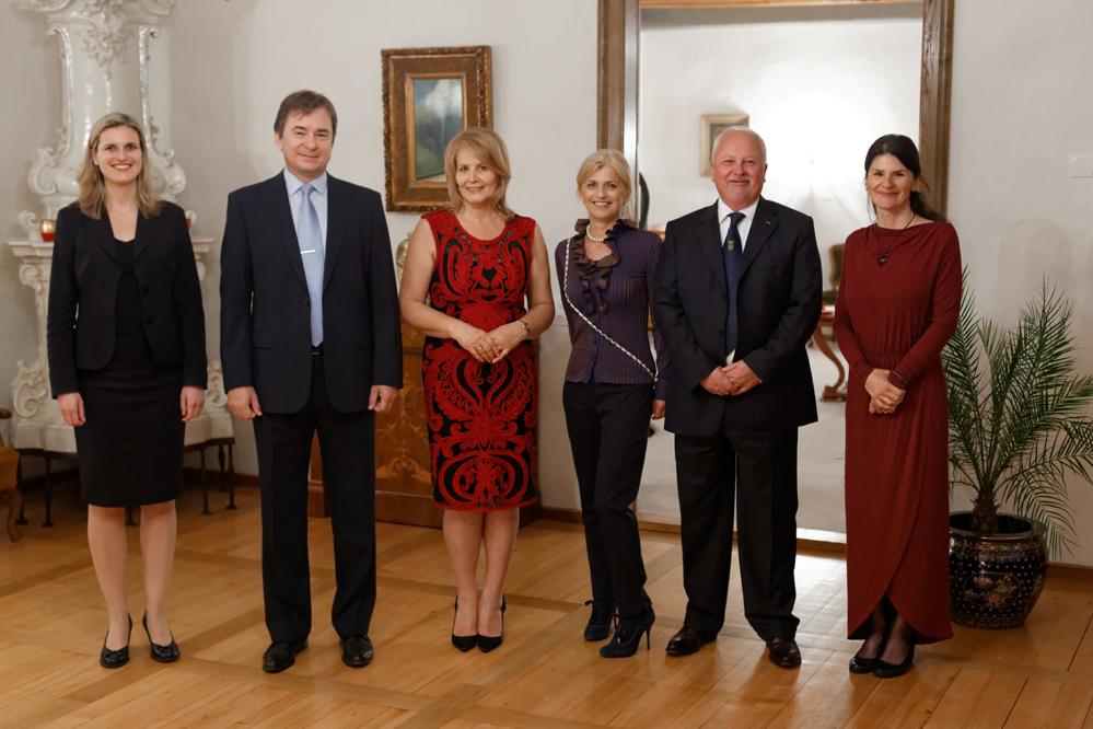 Photo of 25. godišnjica državnosti RH obilježena prigodnim domjenkom u rezidenciji hrvatskog veleposlanika u Švicarskoj