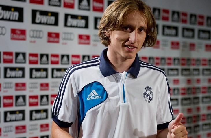 Photo of Luka Modrić produžio ugovor s Realom do 2020. godine