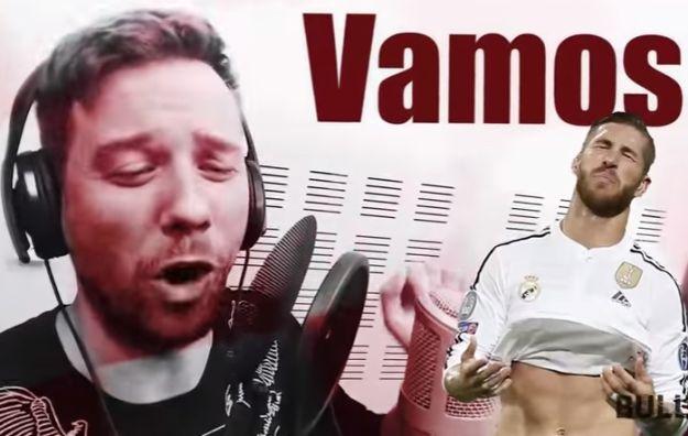 """Photo of Novi Bullhit Luke Bulića: """"Repko naša, vamos! Nek zaplače Ramos!"""""""