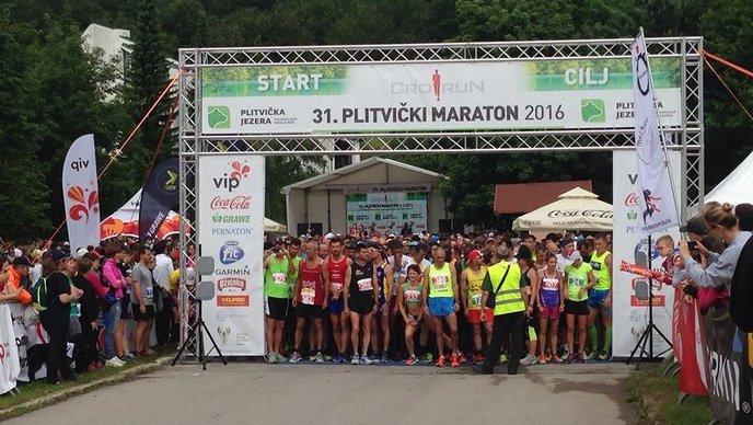 Photo of I Plitvičke doline podržale 31. Plitvički maraton