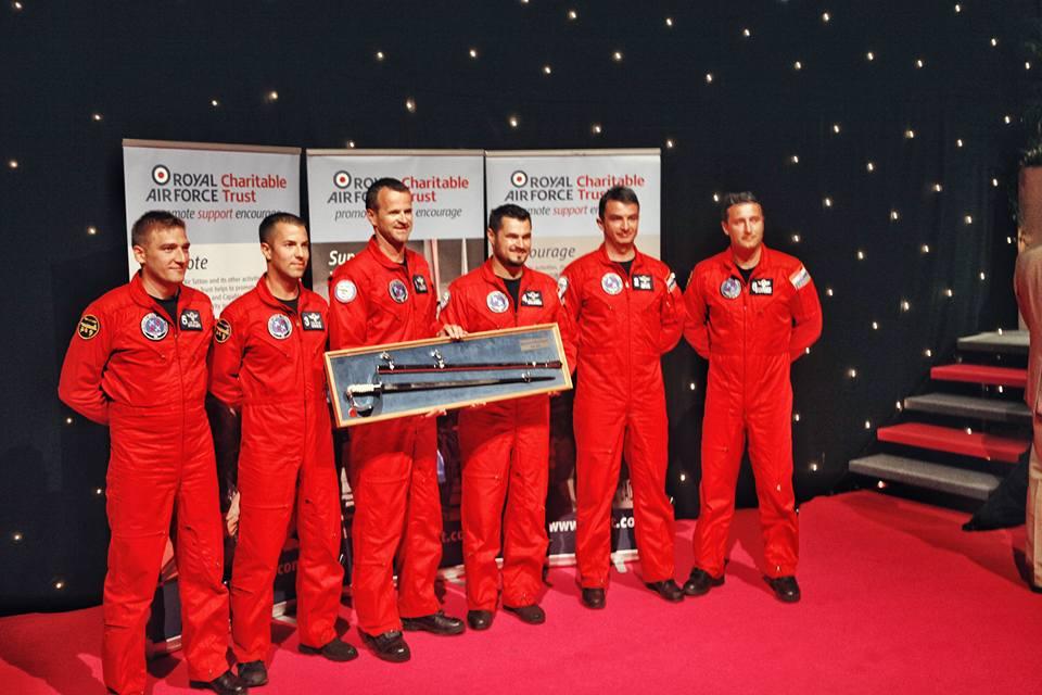 Photo of Krila Oluje nagrađena za najbolji nastup na zračnom vojnom spektaklu u Velikoj Britaniji