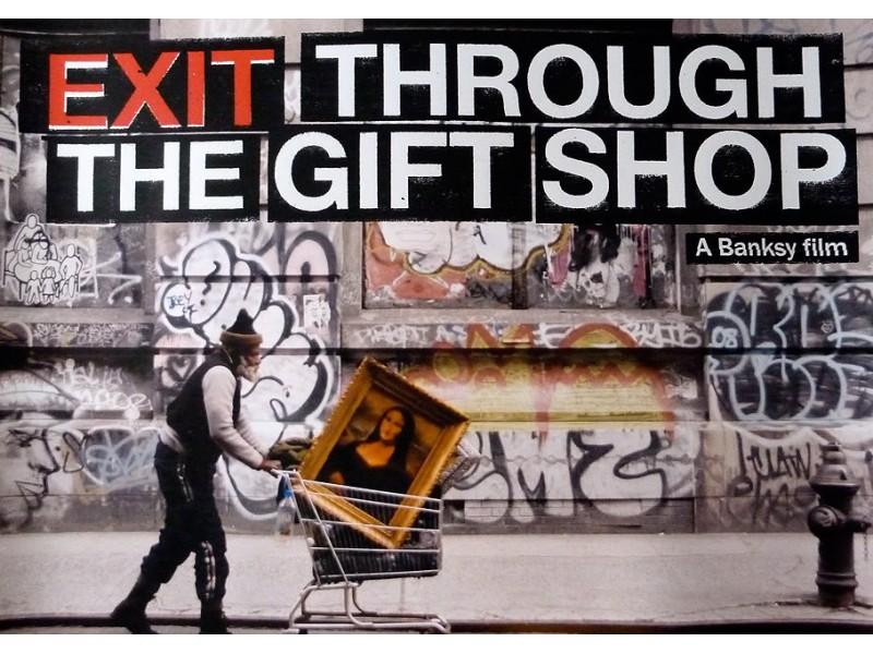 Photo of Recenzija filma EXIT THROUGH THE GIFT SHOP: Kako ste naivni!