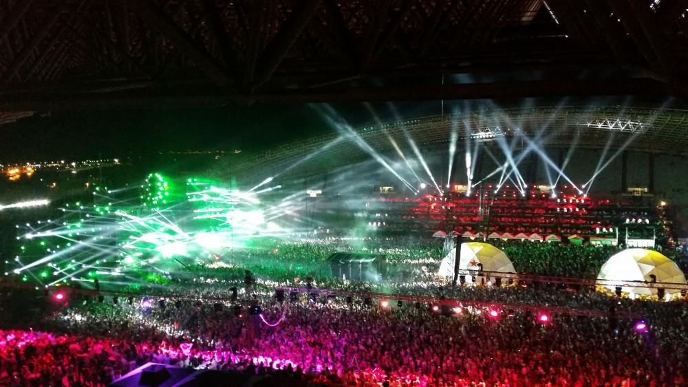 Photo of ULTRA EUROPE Izbor najljepših noćnih scena s Poljuda!