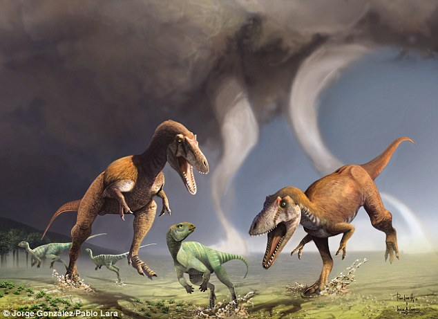 Photo of Otkrivena potpuno nova vrsta dinosaura u Argentini