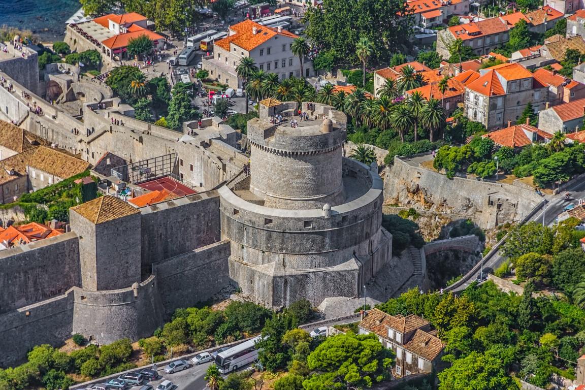 Photo of CRTICE IZ POVIJESTI: Kula Minčeta u Dubrovniku