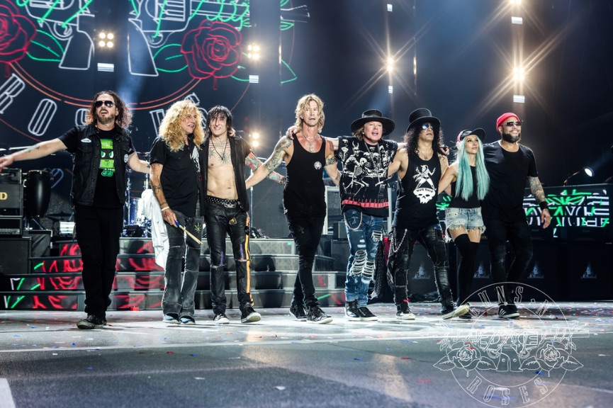 Photo of Guns N' Roses nastavljaju svoju turneju