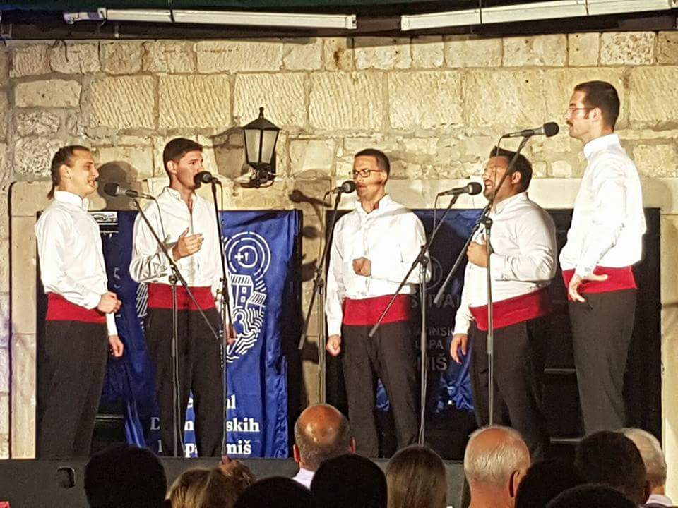 Photo of Klapa Stine: Zagrebački debitanti u finalu Omiša