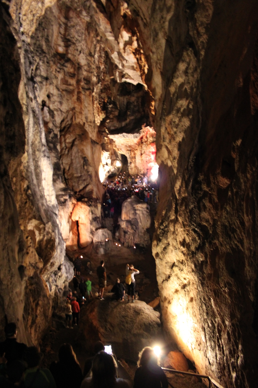 Treking 13 - Vatra u pećini