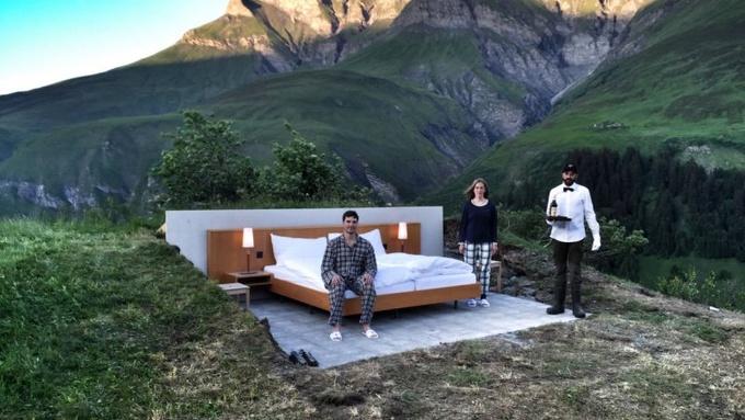 Photo of Alpe: 1700 kuna za noć u hotelu bez zidova, zahoda i zvjezdica