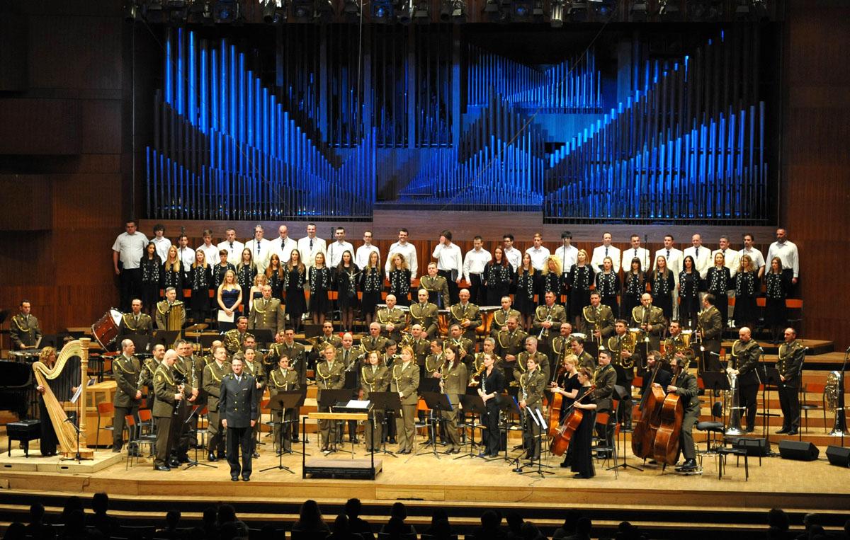 Photo of Simfonijski puhački orkestar Oružanih snaga RH nastupa na Zagreb Classicu