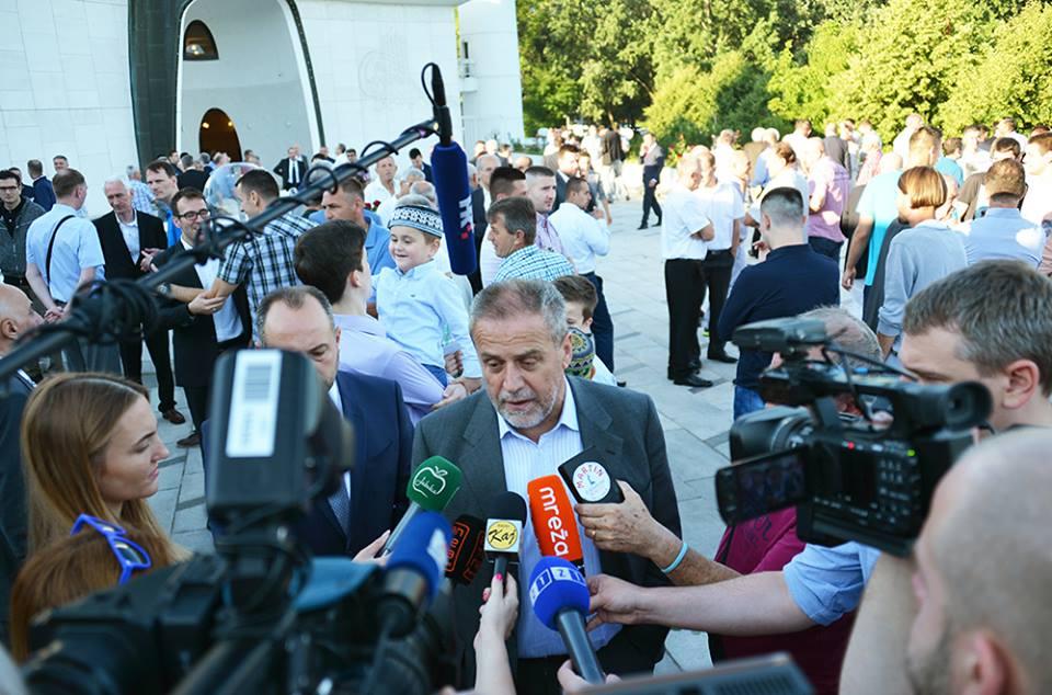 Photo of Milan Bandić čestitao ramazanski Bajram