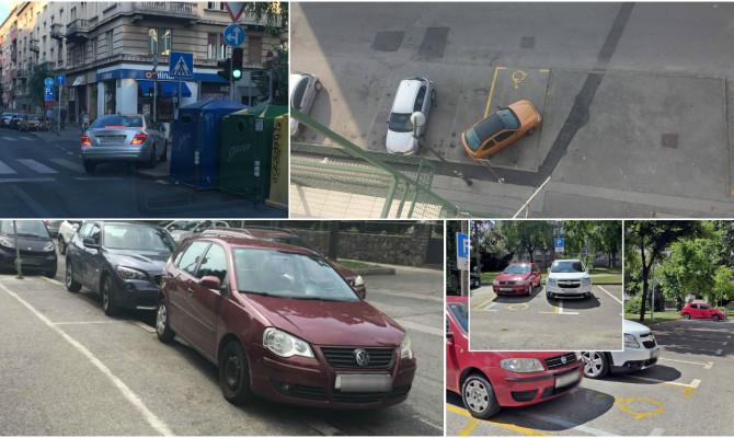"""Photo of Na Facebook stranici """"Parkiram kao idiot"""" bezbroj primjera bahatih vozača"""