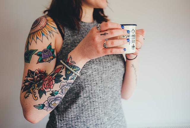Photo of Tetovaže mogu uzrokovati rak ?
