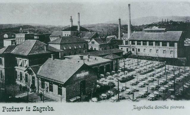 Photo of CRTICE IZ POVIJESTI: Osnovana Zagrebačka pivovara