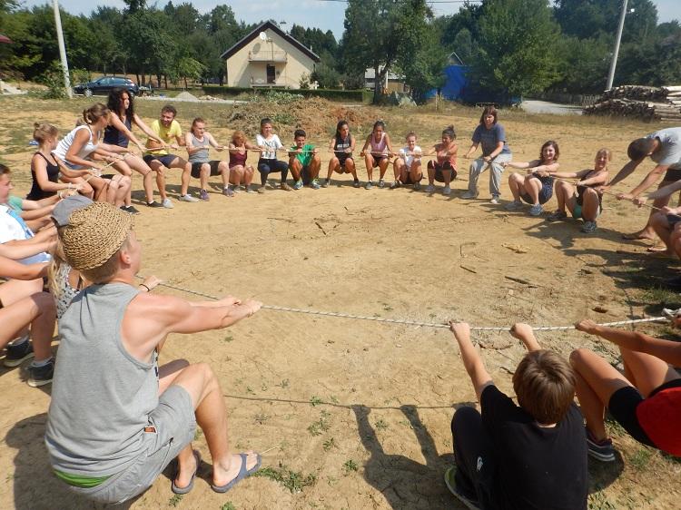 Photo of Dvotjedni kamp u Velikom Žitniku u organizaciji Outward Bounda