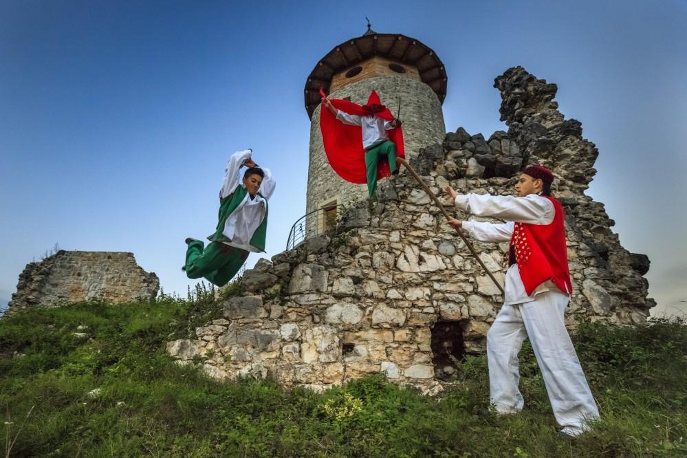 Photo of Dolaze VITEZOVI Starog Grada Drežnika! Plitvičke doline nude atraktivnu turističku bitku