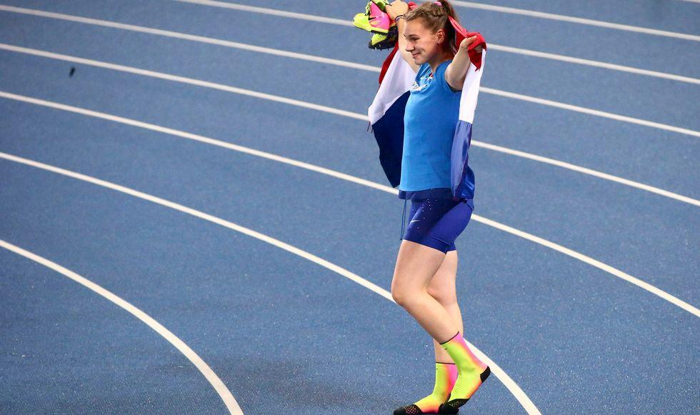 Photo of JOŠ JEDNO ZLATO! Sara iz Ludbrega državnim rekordom pobijedila na Olimpijskim igrama!
