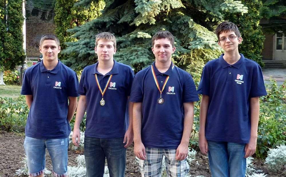 Photo of Ovi učenici predstavljat će Hrvatsku na najprestižnijem natjecanju u informatici na svijetu