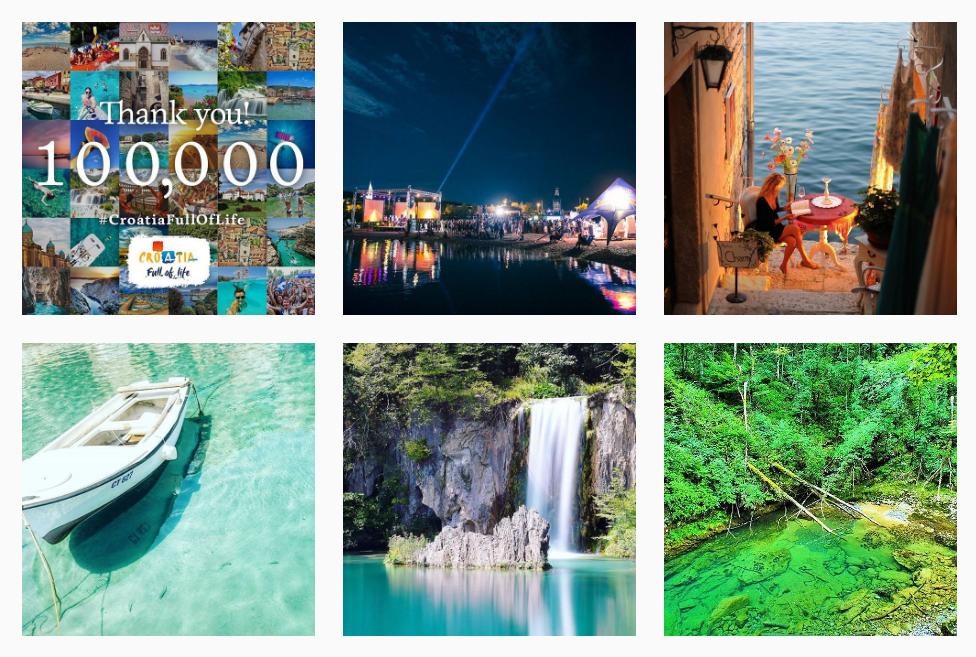 "Photo of Instagram profil ""Croatia Full Of Life"": slika govori 1000 riječi"