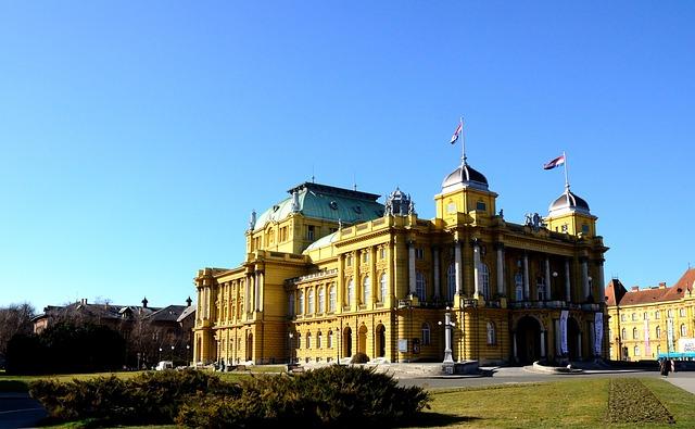 Photo of U Hrvatskom narodnom kazalištu u Zagrebu održati će se četrnaesti Festival svjetskog kazališta