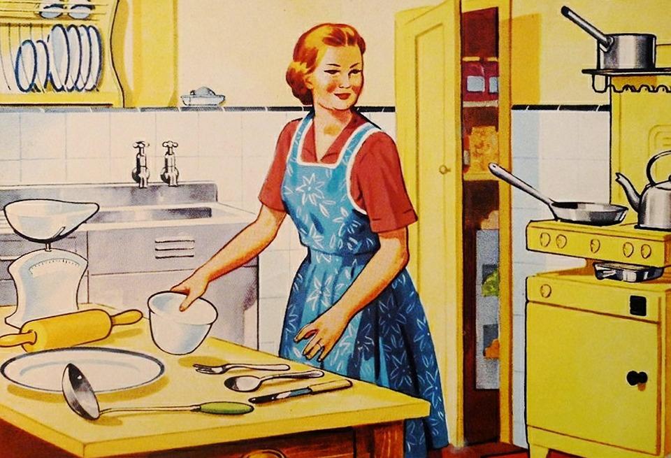 Photo of Koliko kalorija troše kućanski poslovi?