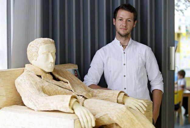 Photo of Tomislav iz Čakovca izrađuje nevjerojatne skulpture od šibica u prirodnoj veličini