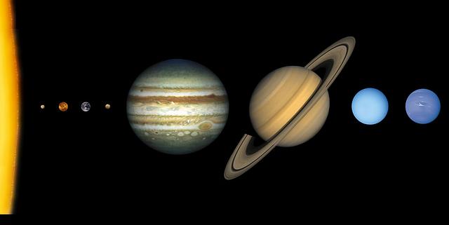 Photo of VIDEO Usporedba veličina u svemiru