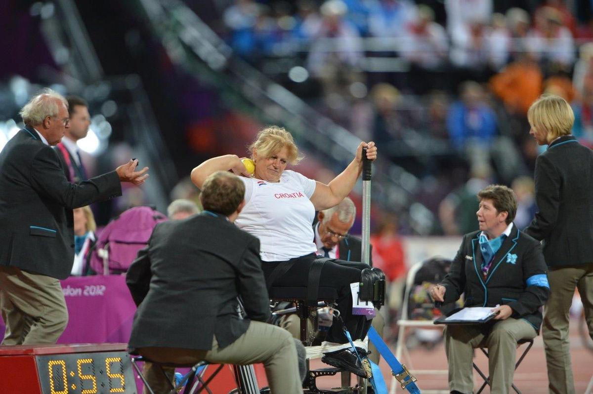 Photo of Milka Milinović je po deseti put na Paraolimpijskim igrama