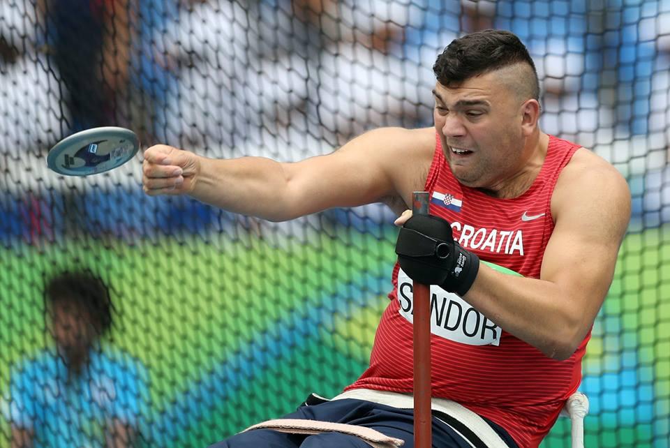 Photo of Velimir Šandor osvojio brončanu medalju na Paraolimpijskim igrama