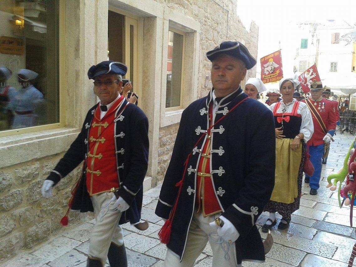 Photo of FOTO Srednjovjekovni sajam u Šibeniku i ove godine