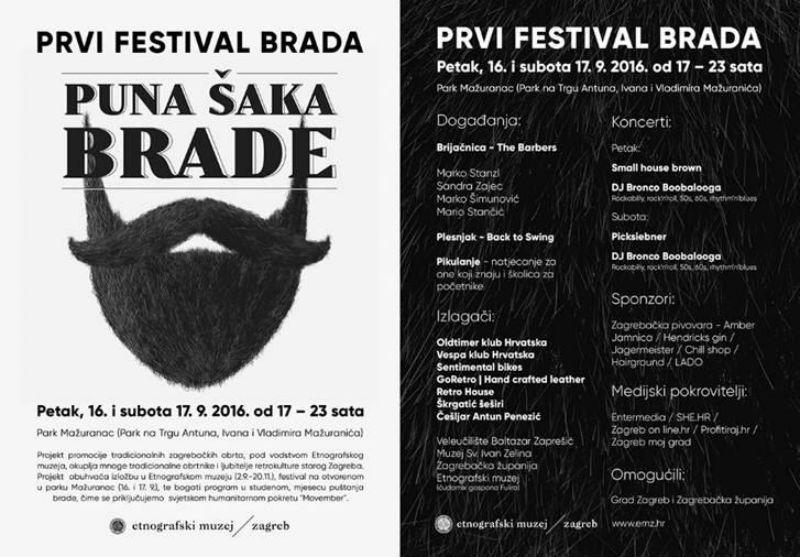 """Photo of """"Puna šaka brade"""" u Etnografskom muzeju"""