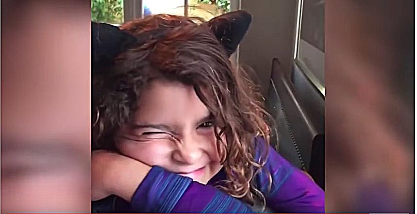 Photo of VIDEO: Ne biste ovo nikada očekivali od djevojčice
