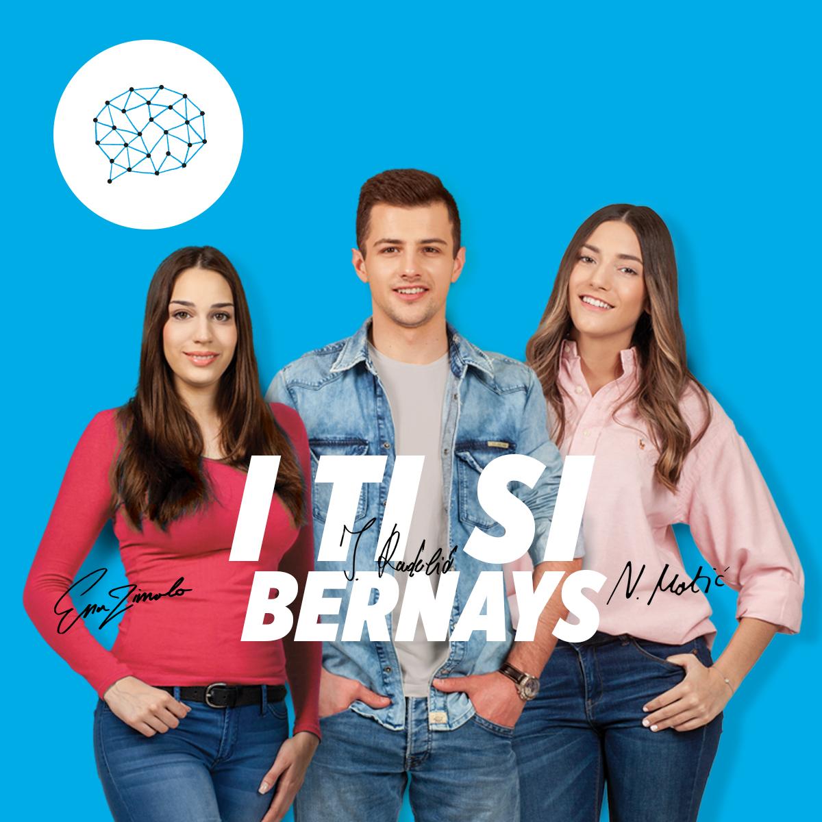 Photo of Studenti kao zaštitna lica i ambasadori Bernaysa