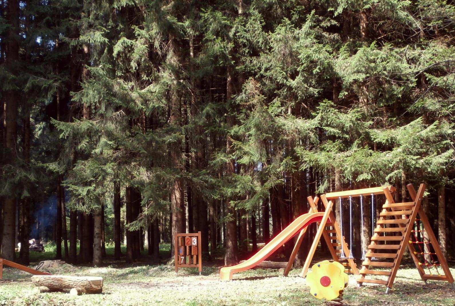 Photo of PLITVIČKE DOLINE Otvoreno je dječje igralište u Baraćevim špiljama!