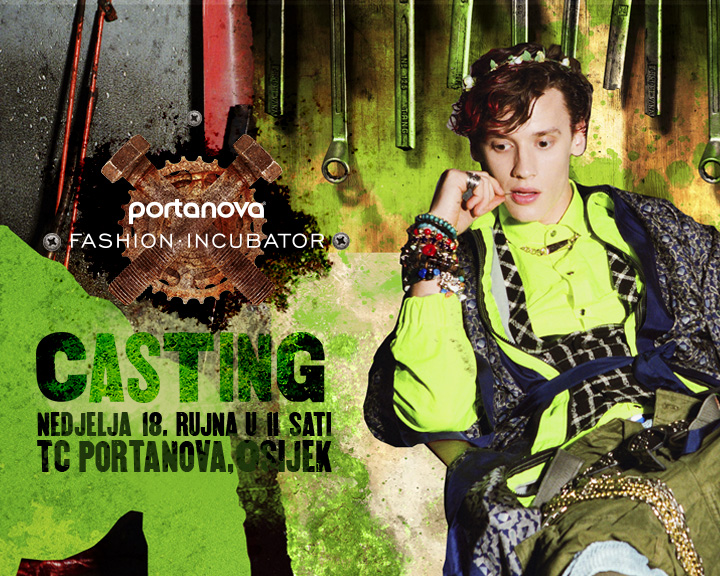 Photo of Casting u Osijeku: Portanova Fashion Incubator