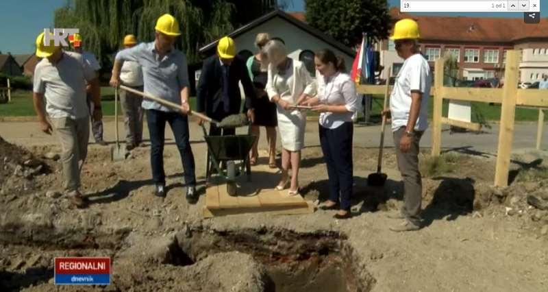 Photo of Započela je izgradnja studentskog doma u Virovitici