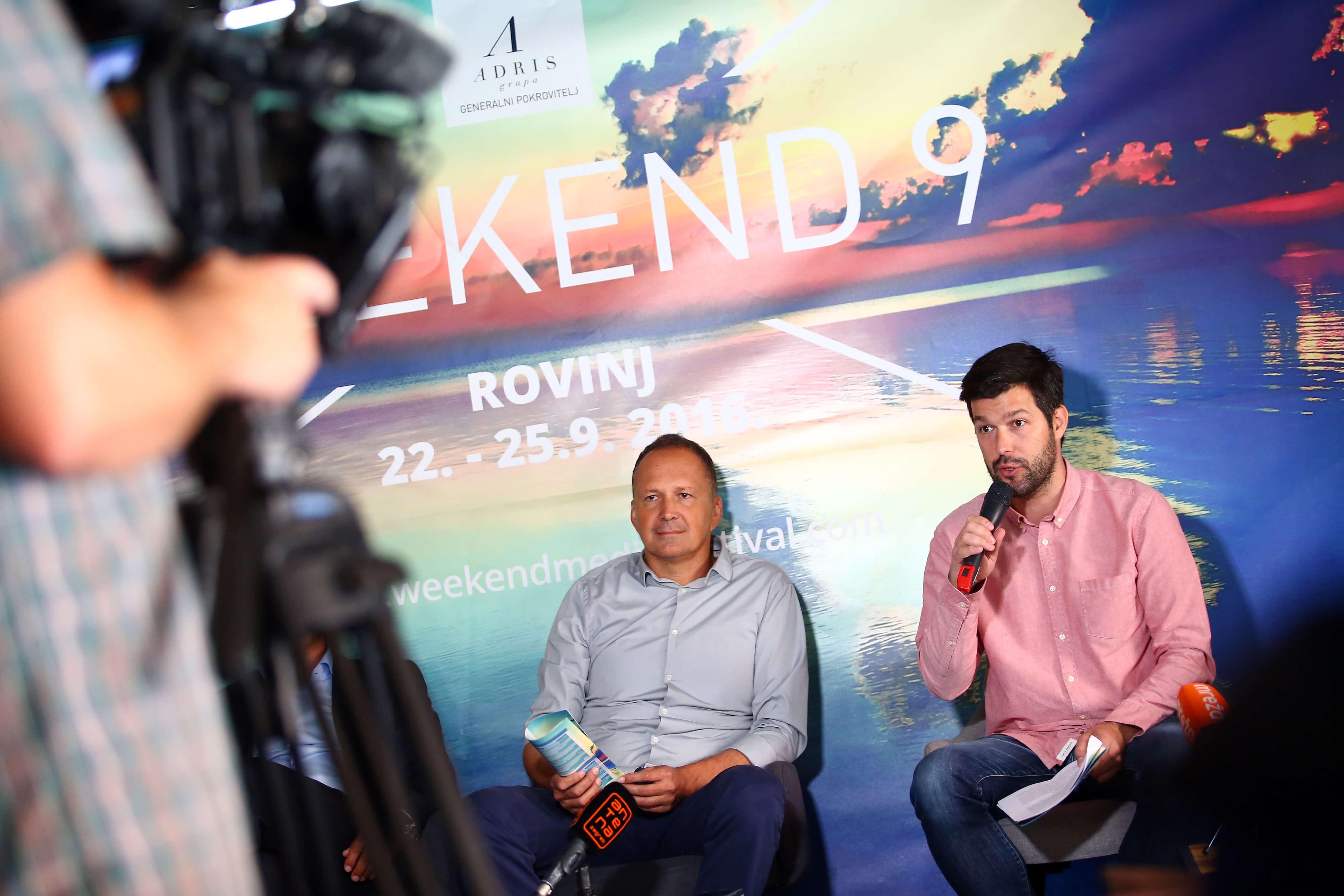Photo of Završio 9.Weekend Media Festival u Rovinju
