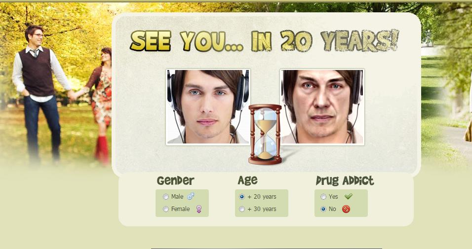 Photo of Ovdje možete provjeriti kako ćete izgledati za 20 godina