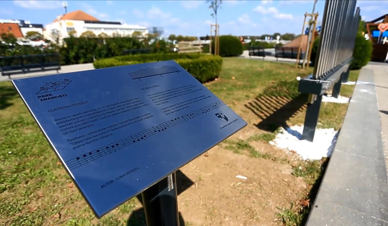Photo of Atrakcija u Vukovaru: Glazbena ograda svira hrvatsku himnu