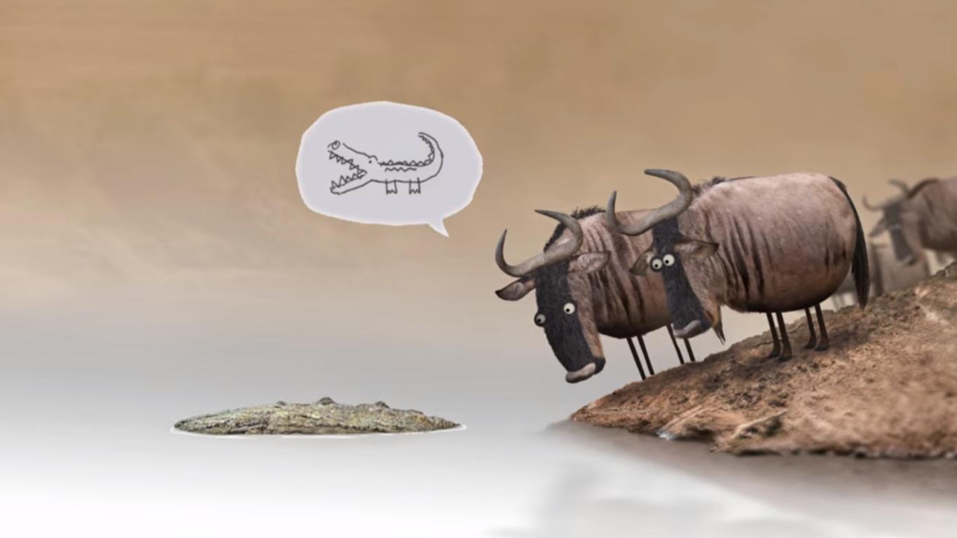 Photo of Wildebeest – simpatični animirani film sa zanimljivom porukom