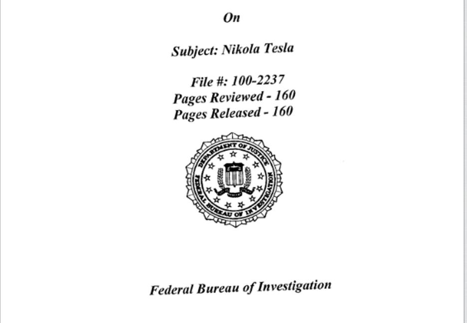 Photo of TESLA I TAJNE: FBI pratio Teslu i zaplijenio mu svu imovinu, osim toga kažu da je umro dan poslije od službene verzije