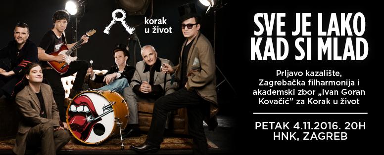 """Photo of Prljavo Kazalište održati će veliki humanitarni koncert """"Korak u život"""""""