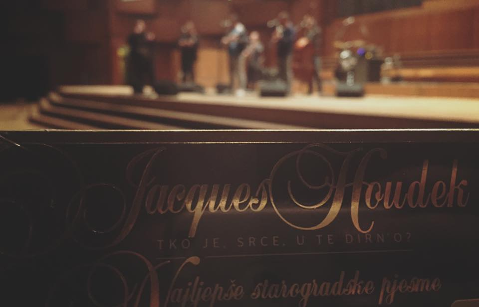 Photo of Jacques Houdek predstavio novi studijski album