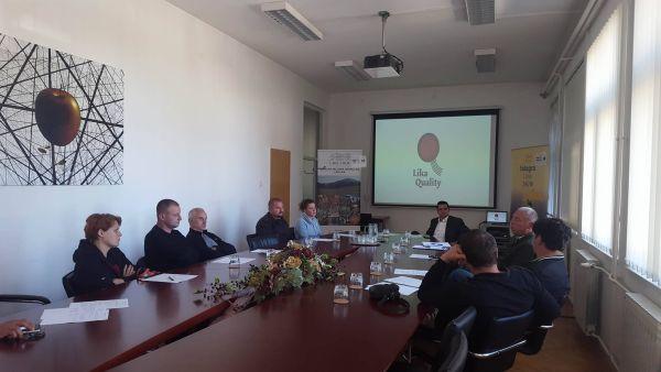 "Photo of Sustav regionalne oznake kvalitete ""Lika Quality"" se nastavlja"