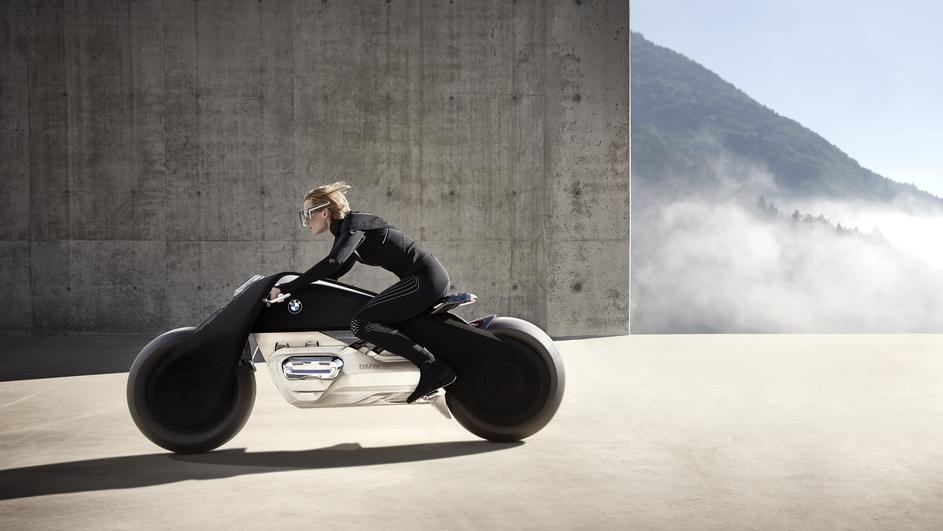 Photo of BMW-ov motocikl budućnosti ne može se prevrnuti