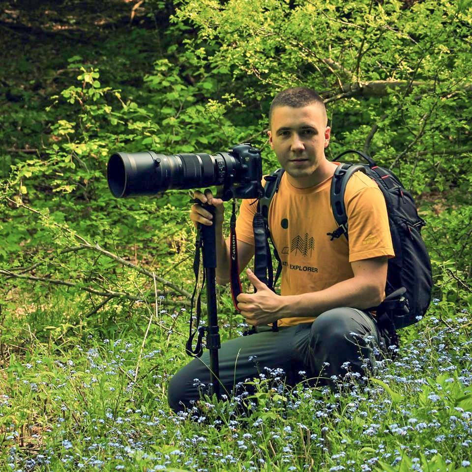 """Photo of INTERVIEW – NINO SALKIĆ: """"Fotografa definitivno čini unutarnji osjećaj"""""""