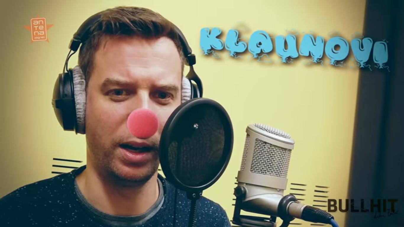 Photo of VIDEO: Luka Bulić u novom Bullhitu objasnio na kojim mjestima često vidi klaunove