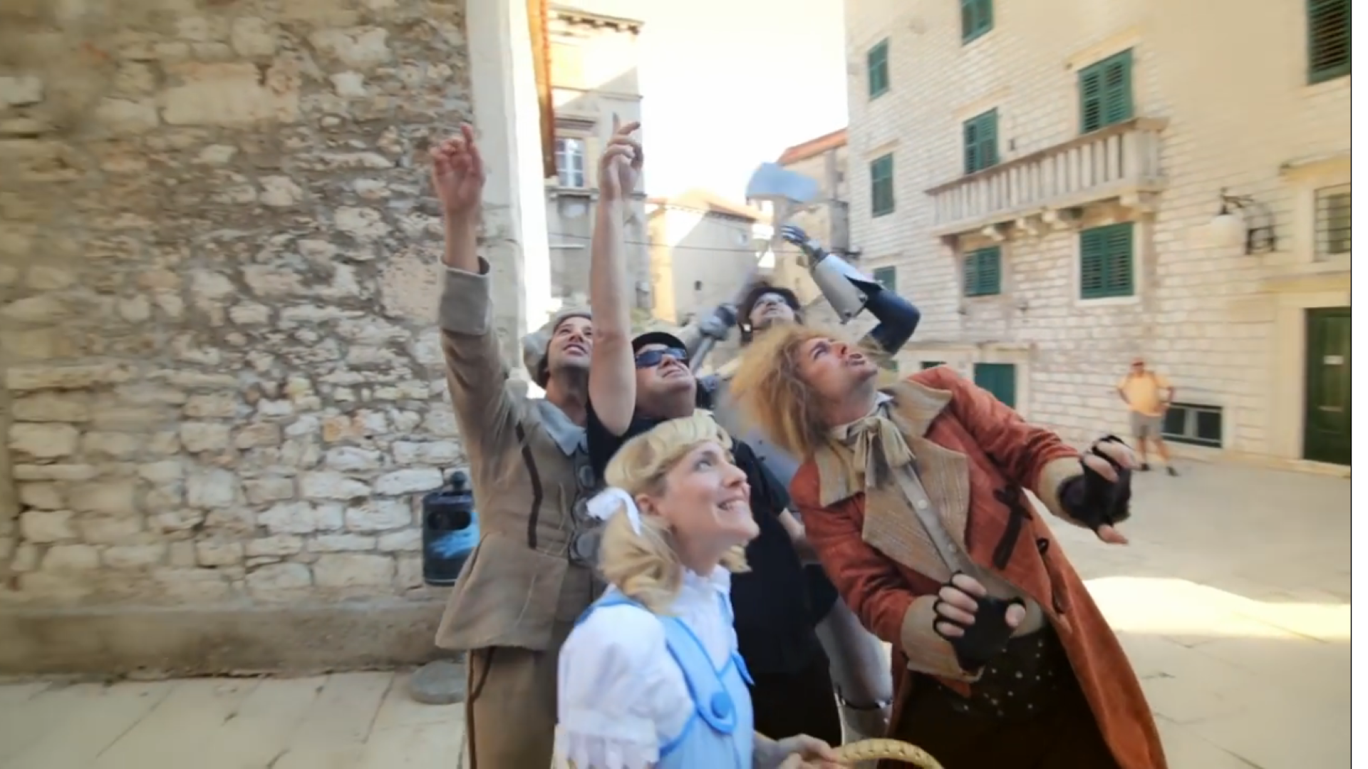 Photo of Neno Belan predstavio spot za pjesmu iz mjuzikla Čarobnjak iz Oza
