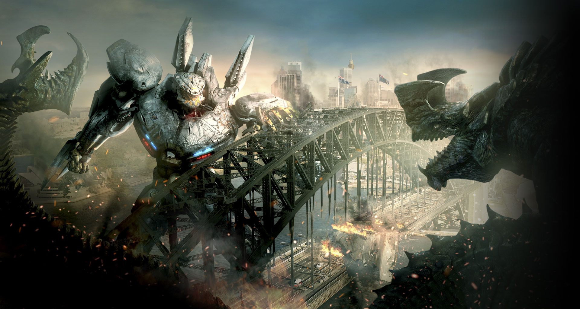 Photo of Recenzija filma PACIFIC RIM: Borba Transformera i Godzille